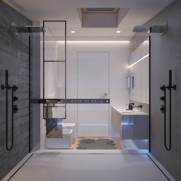 contemporary-shower-design