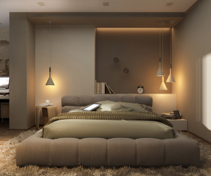 beautiful bedrooms perfect for lounging all day - Interior Designing Bedroom