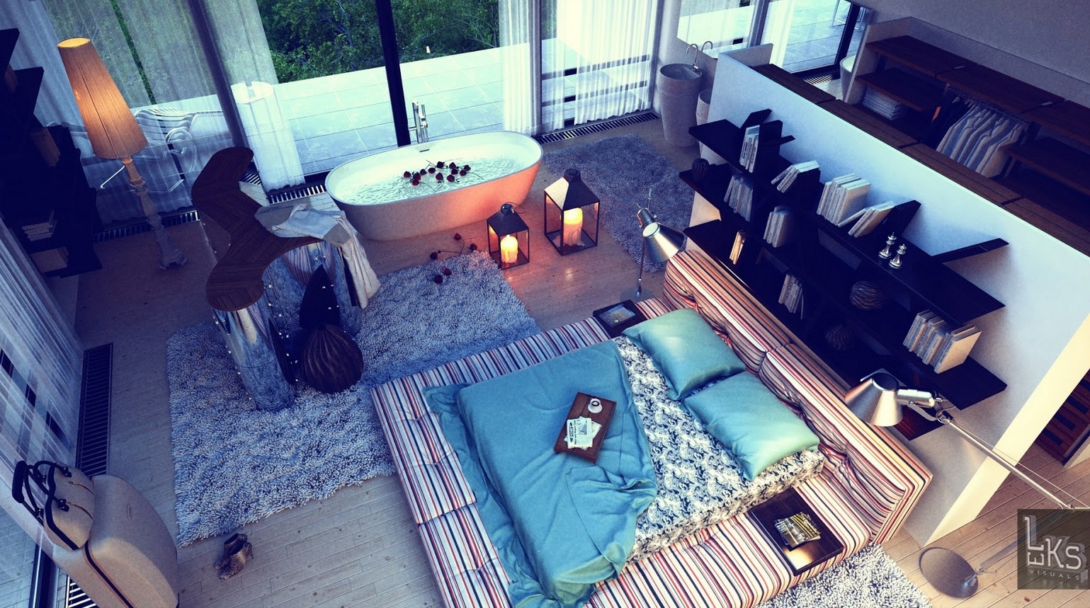 Beautiful Bedrooms Perfect For Lounging All Day - Beautiful bedrooms perfect for lounging all day