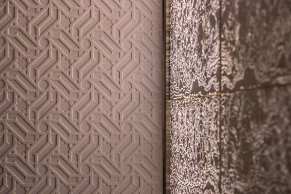 patterned-wall