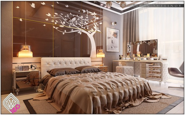 soft-brown-bedroom