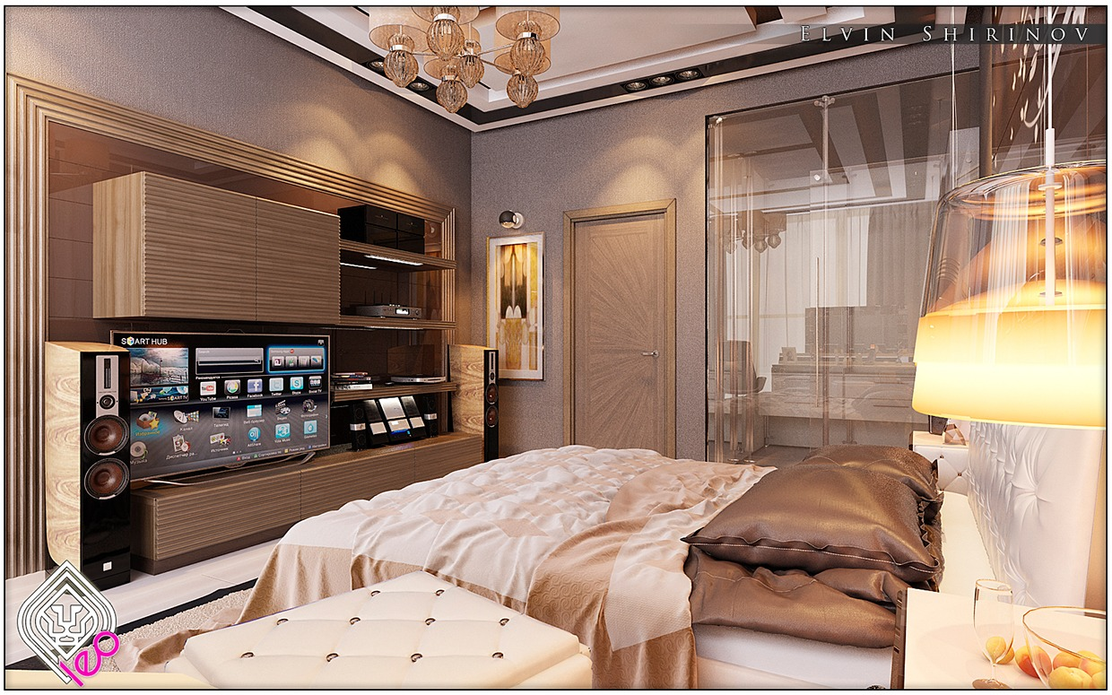 . 8 Luxury Bedrooms In Detail