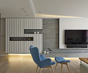 Minimalist on mission style interiors
