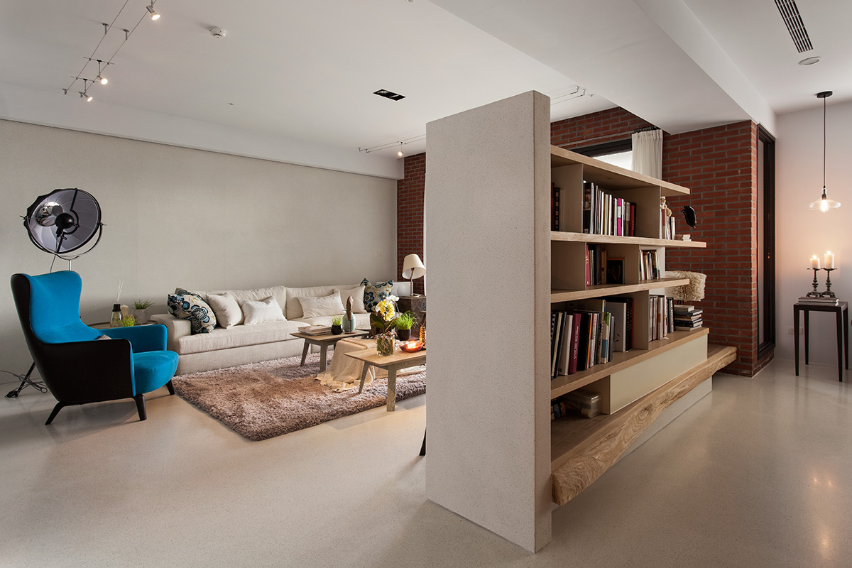 2 beautifully modern minimalist asian designs for Contemporary open floor plans