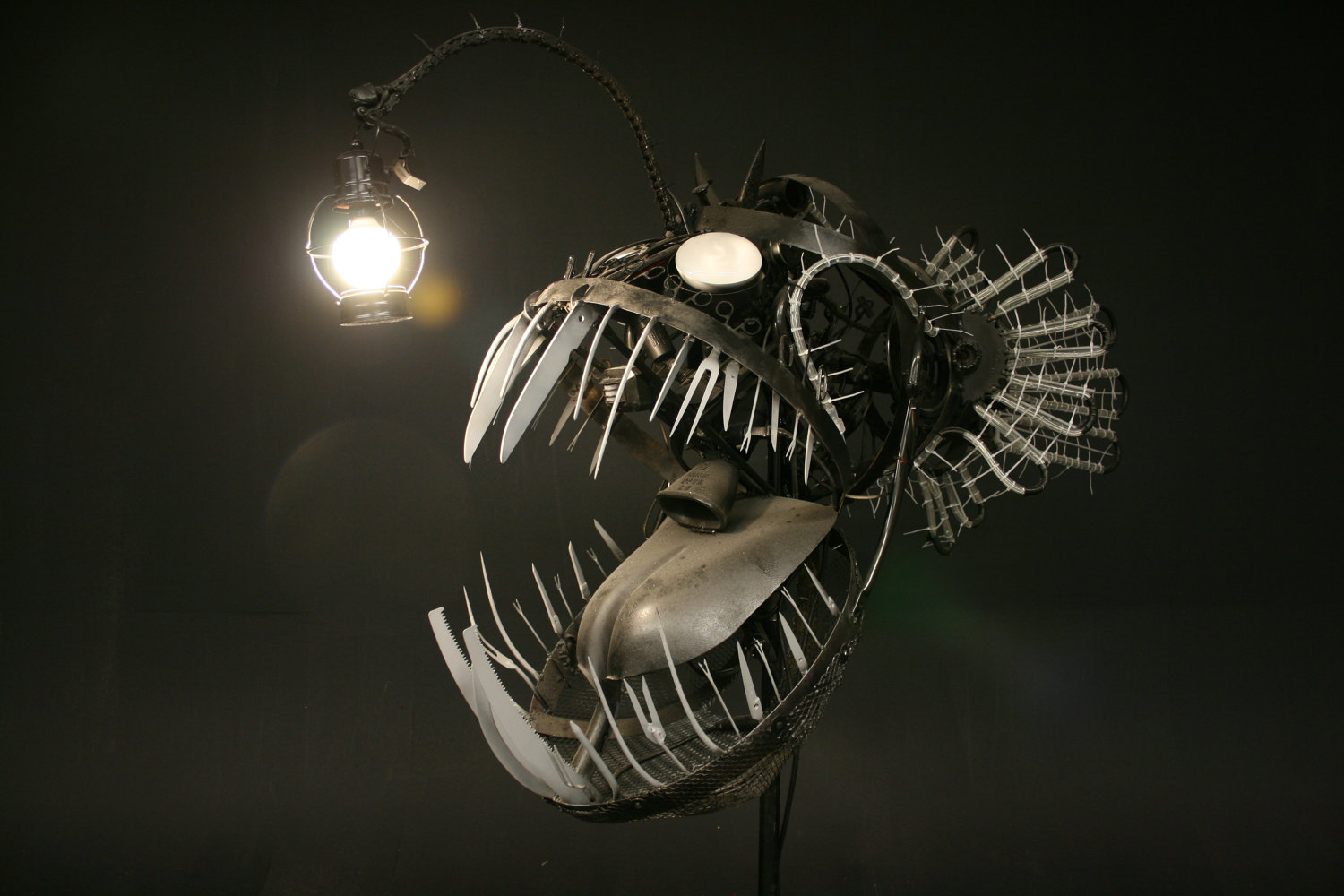 angler-fish-light | interior design ideas., Reel Combo