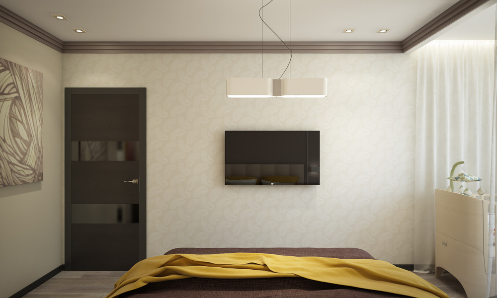 Cozy Bedroom Ideas - Creative apartment designs perfect for young families