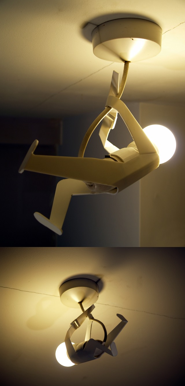Cute Light Fixture - A set of extraordinary lights