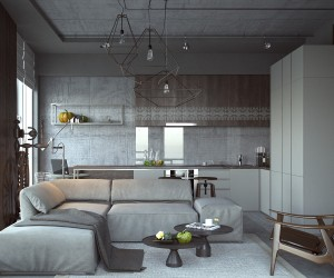 industrial-apartment