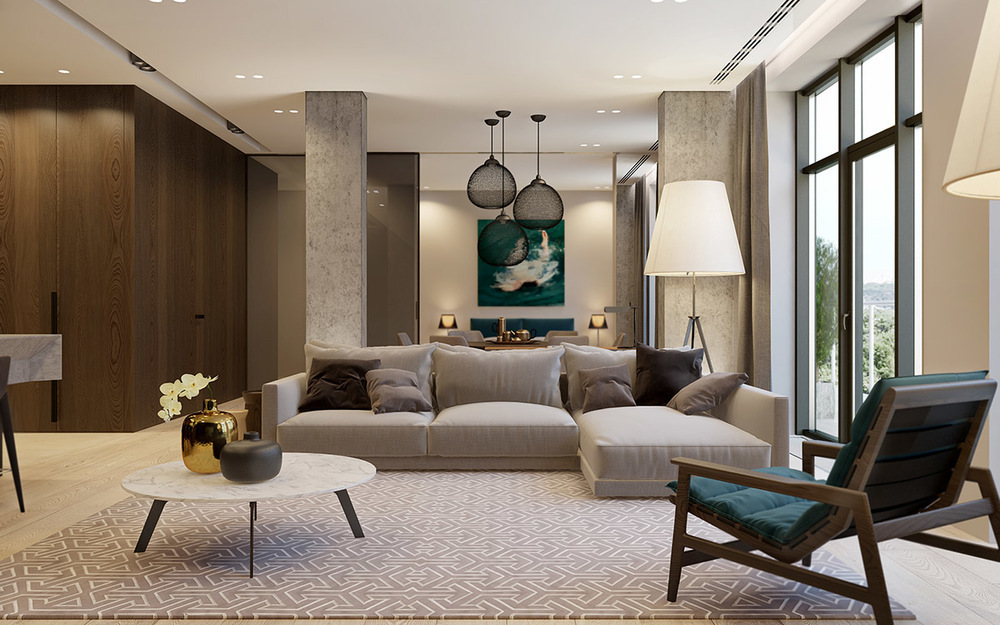 Like Architecture u0026 Interior Design? Follow Us.. : luxury sectional - Sectionals, Sofas & Couches