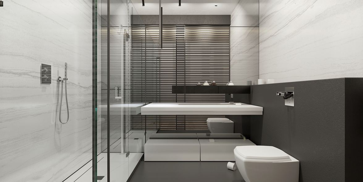 Minimalist Small Bathroom Designs : Minimalist bathroom design interior ideas