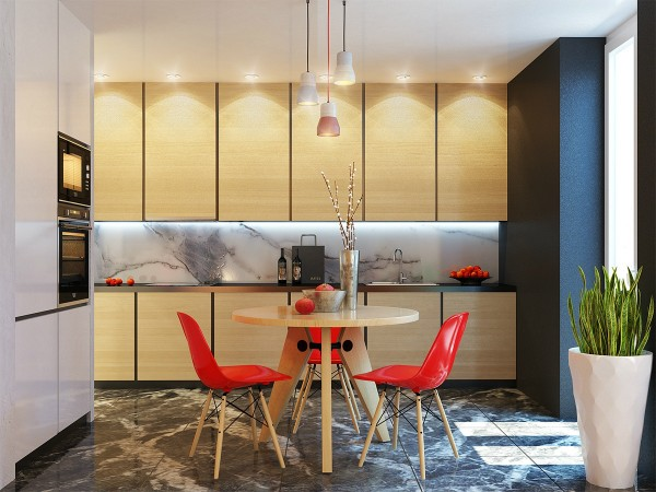 red-eames-chairs