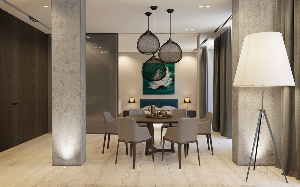 like architecture interior design follow us - Simple Dining Room