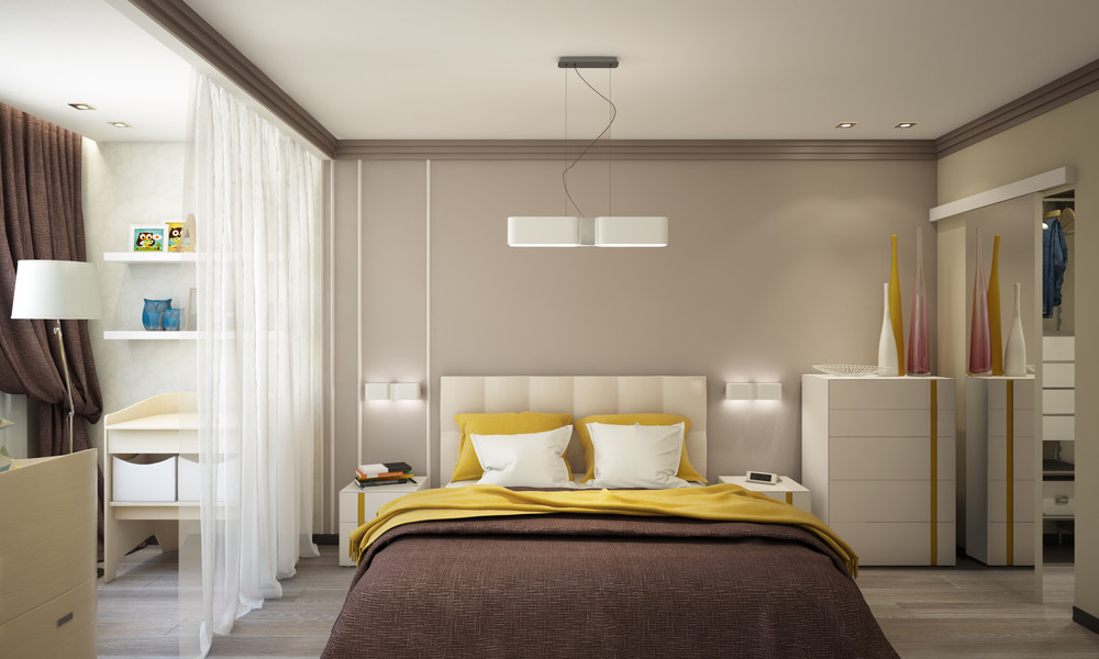 Small Bedroom Ideas - Creative apartment designs perfect for young families