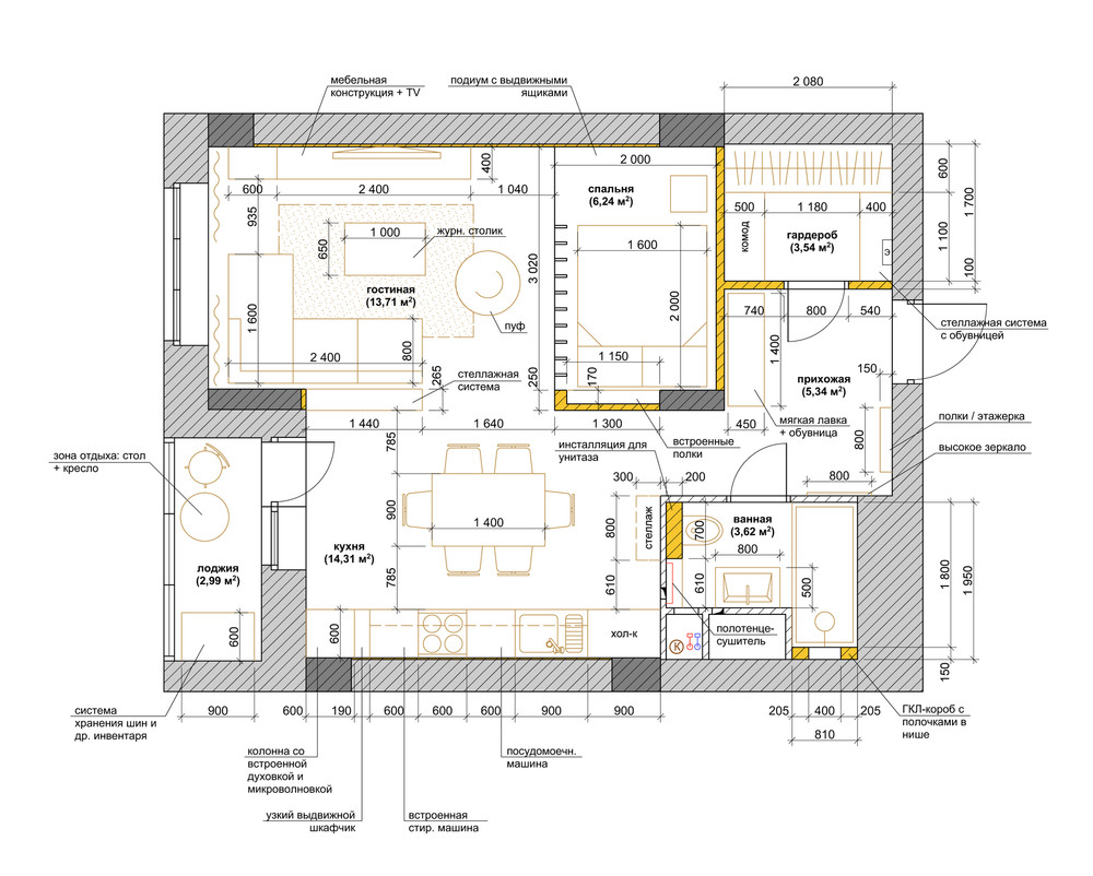 Architecture design layout 25 best architecture layout for Best apartment floor plans