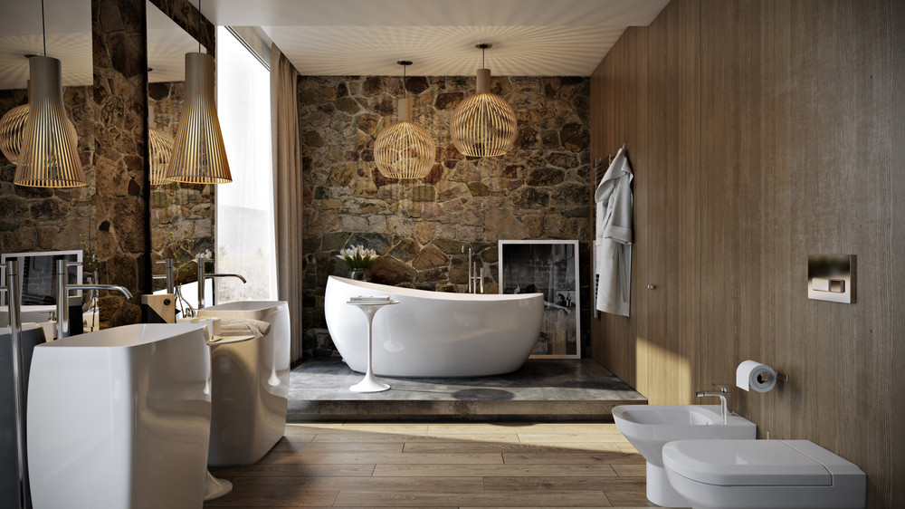 ... Enchanting Images Of Nice Bathroom Design And Decoration Ideas :  Delightful Nice Bathroom Design And Decoration ...