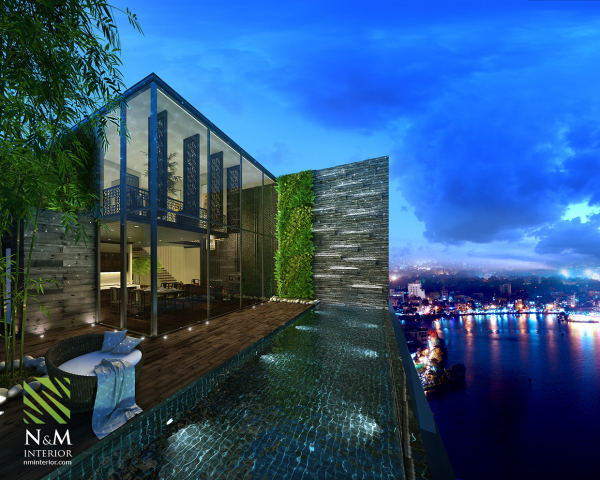 5 Penthouses From 5 Different Parts Of The World ...