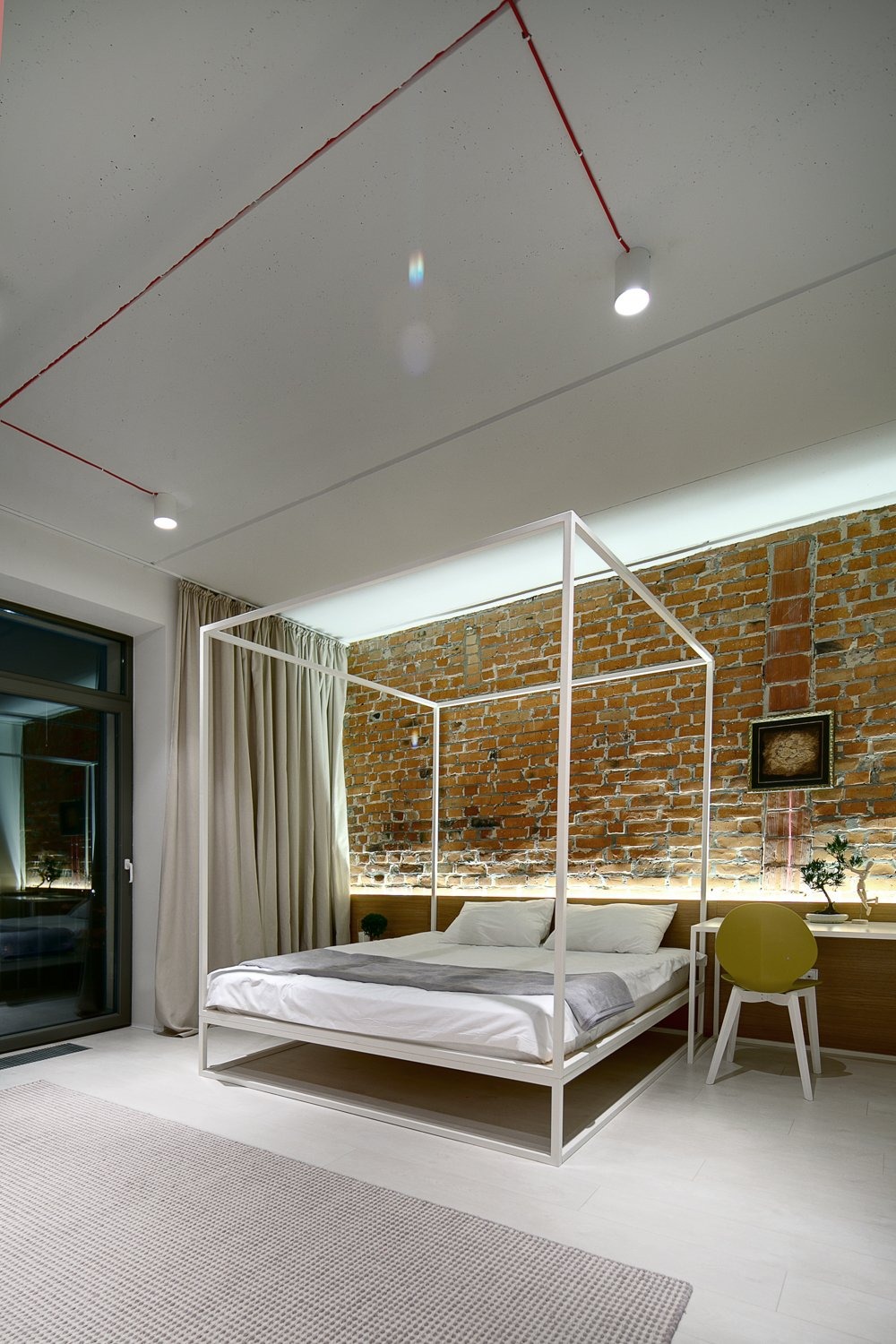 Bed Better Than Ikea - A modern home with personality of perfect for a fun couple