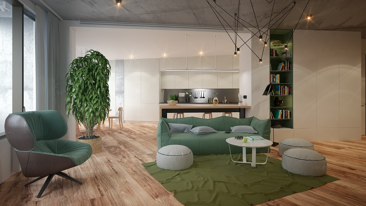 Green Interior Ideas Interior Design Ideas