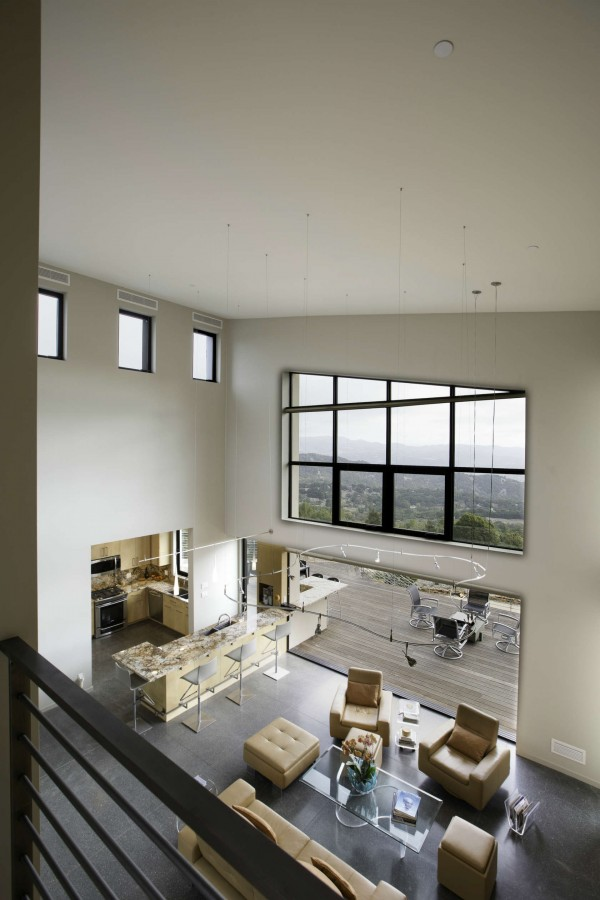 Custom Home Sonoma Gives Modern Twist Wine Country