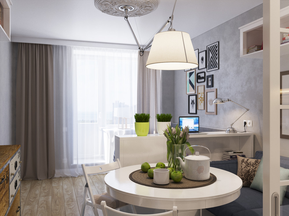 Interior Design For Small Apartments designing for super small spaces: 5 micro apartments