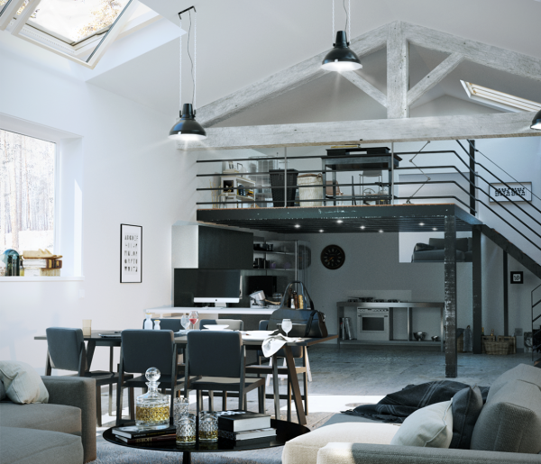 white-and-gray-loft