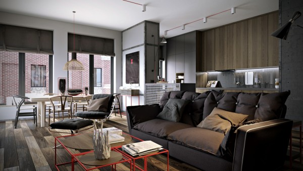 Bachelor pad design interior design ideas for Bachelor pad interior design pictures