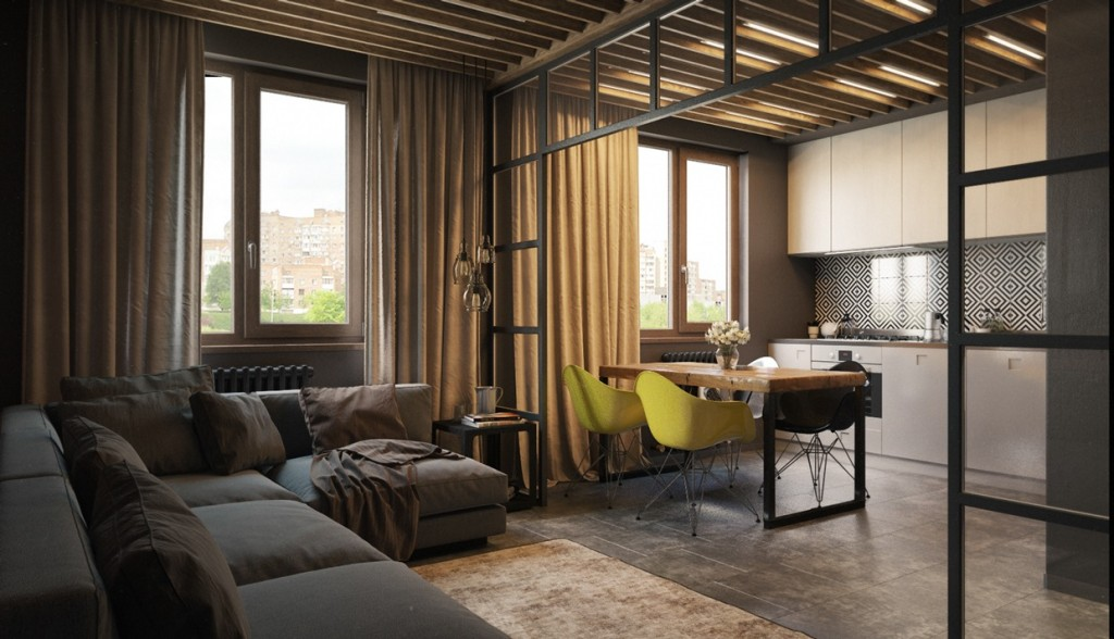 Exceptional Exposed Brick: Two Ways