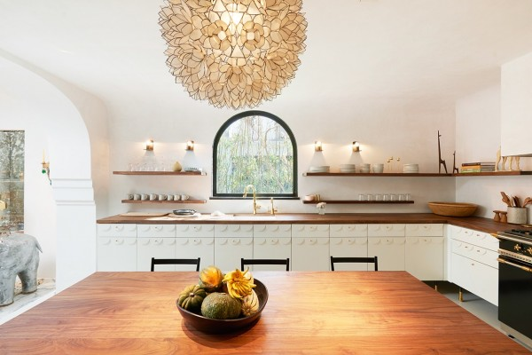 Great Spanish Style Kitchen Four Sunny And Stunning California Interiors From Commune  Designs Spanish Style