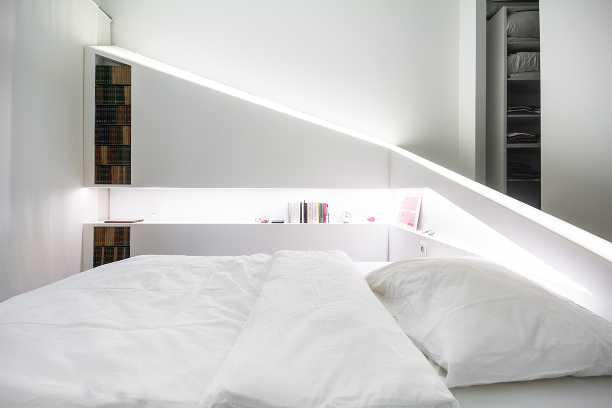 White Linens - 8 creatively designed bedrooms in detail