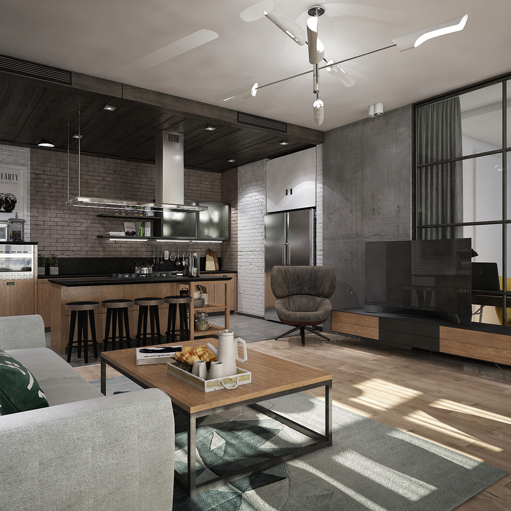 Studio Appartments: Studio Apartments For Young Couples