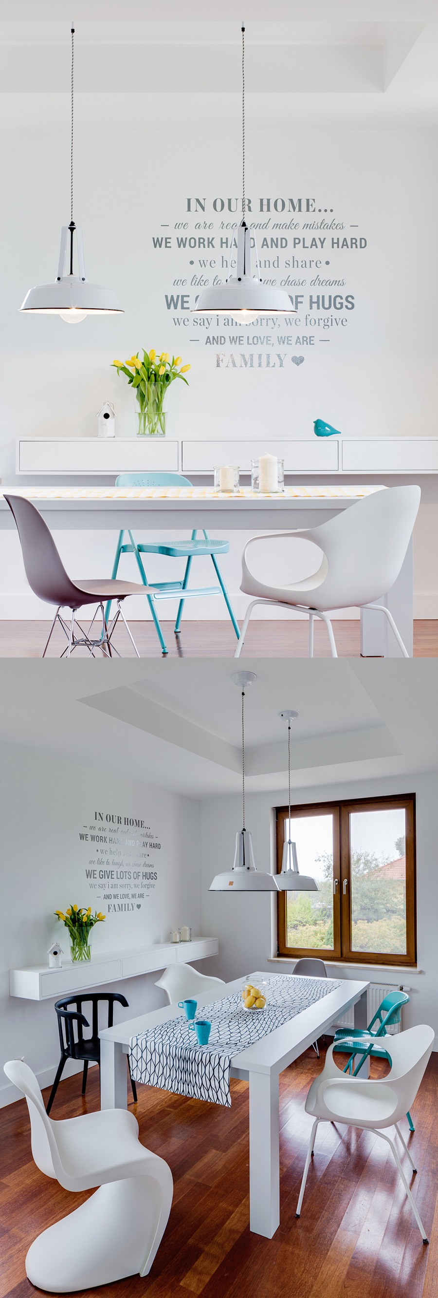 Eclectic Dining Chairs - Take a bite out of 24 modern dining rooms