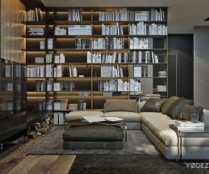 huge-bookcase