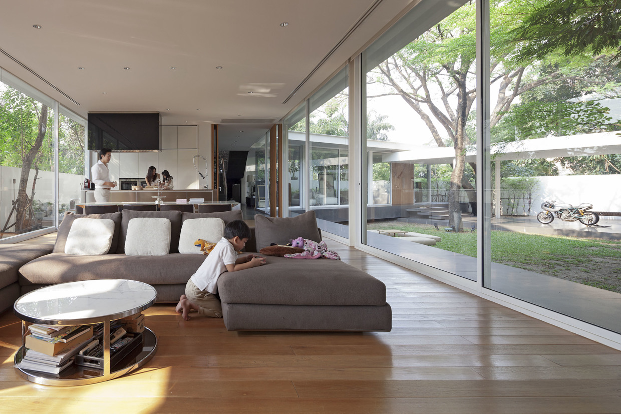 Modern Thai Home Inspiration: Beautiful Images Captured By Photographer  Soopakorn Srisakul