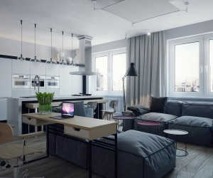 Studio Apartment Interior Designs ultimate studio design inspiration: 12 gorgeous apartments