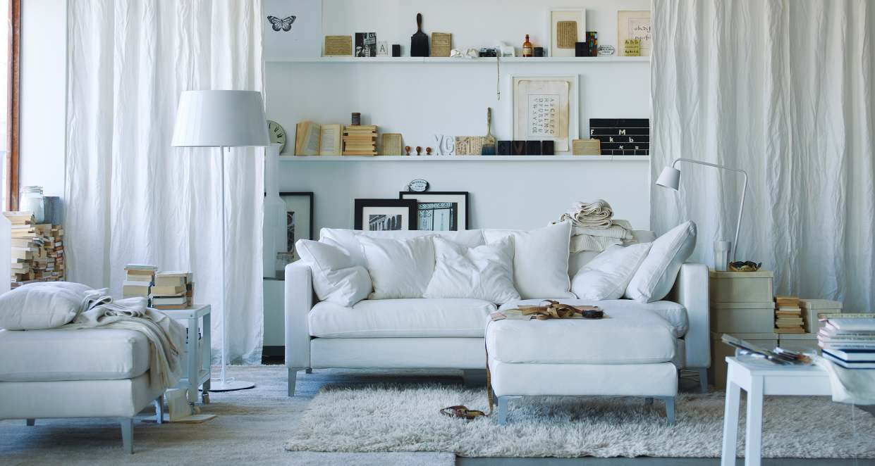 White Furniture For Living Room Scandinavian Living Room Design Ideas Inspiration
