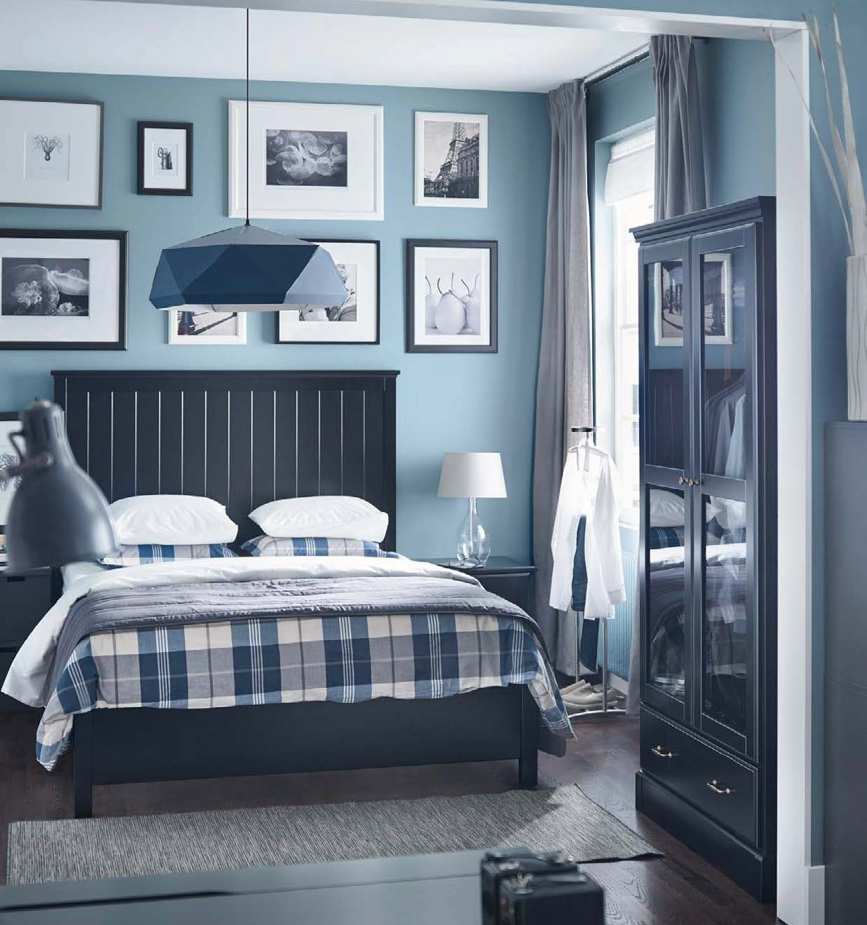 Ikea 2016 catalog for Ikea blue bed