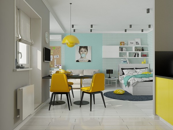4 small amp beautiful apartments under 50 square meters