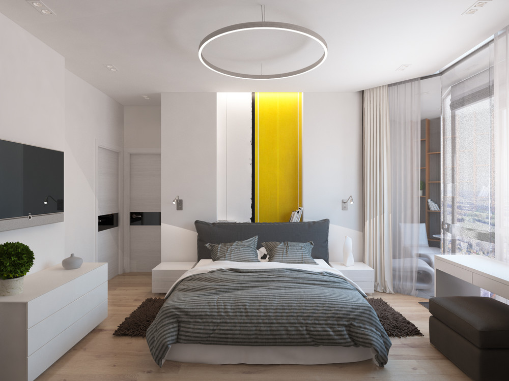 Circle Light - 4 studios under 50 square meters that use playful patterns to good effect