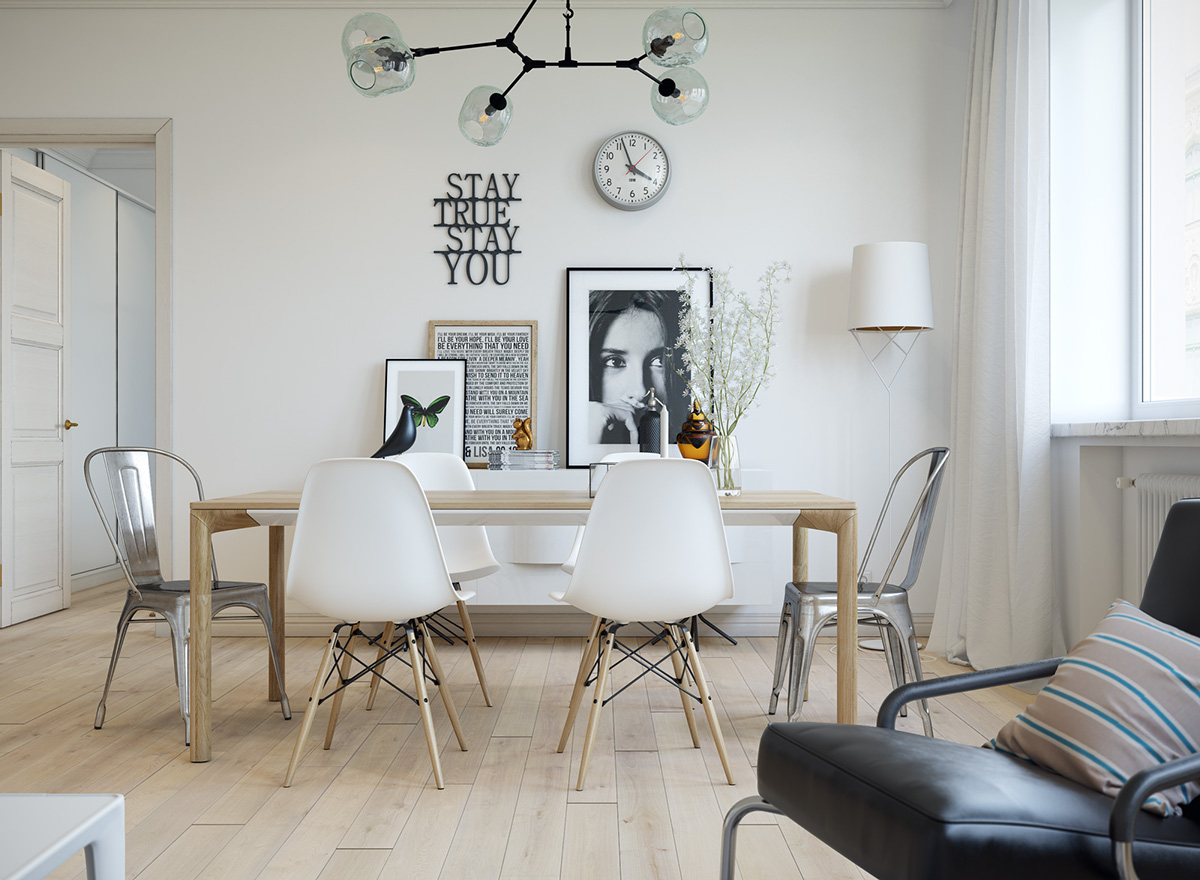 Scandinavian dining room design ideas inspiration arubaitofo Image collections
