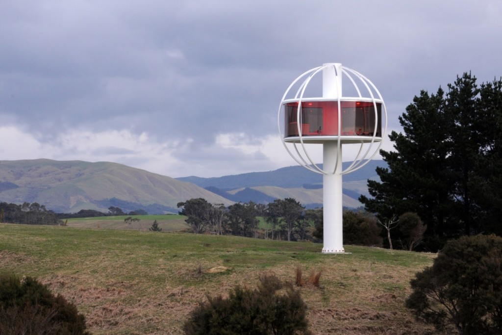 Skysphere: The Ultimate Solar Powered Man Cave