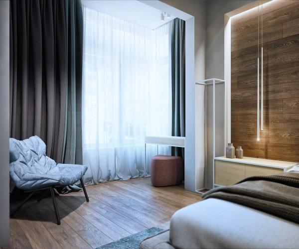 Master Bedroom Curtains Natural Interior Design Bedroom Quality Bedroom Furniture Bedroom Tray Ceiling Ideas: 2 Luxury Apartment Designs For Young Couples
