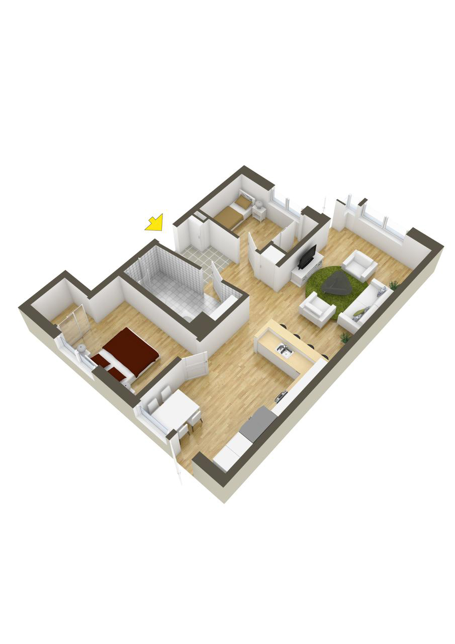 House design map - House Design Map 59