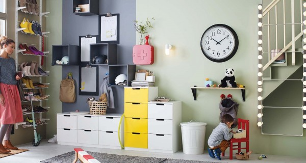 Whether You Want A New Chest Of Drawers Branch Inspired Coat Rack Or Whole Shelf Storage Containers That Slide In And Out With Ease Ikea Has