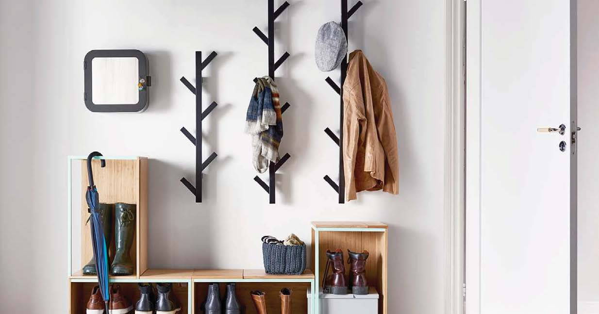 Modern Coat Rack Interior Design Ideas