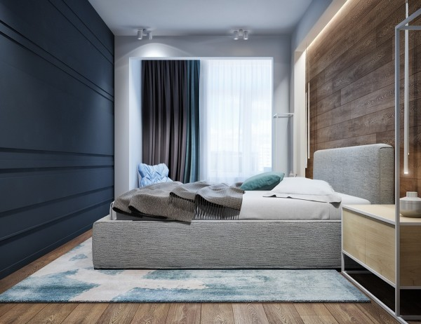 2 Luxury Apartment Designs For Young Couples Interior Design Blogs