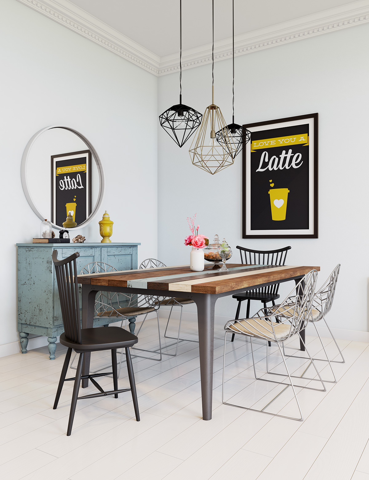 Best Dining Table Scandinavian amazing scandinavian dining table 19 for your small home remodel ideas with scandinavian dining table best Scandinavian Dining Room Design Ideas Inspiration