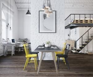 yellow-dining-chairs