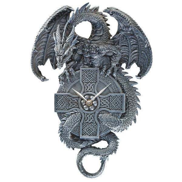 Or another option is the Celtic Timekeeper Sculptural Dragon.