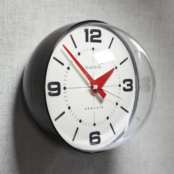 50 cool and unique wall clocks you can buy right now. Black Bedroom Furniture Sets. Home Design Ideas
