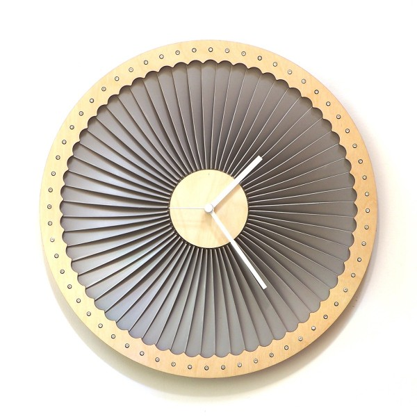 Wall Clock Art 50 cool and unique wall clocks you can buy right now